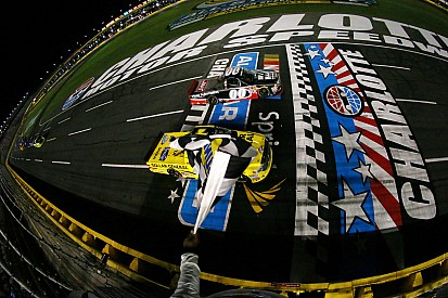 When is a win not a win for NASCAR?