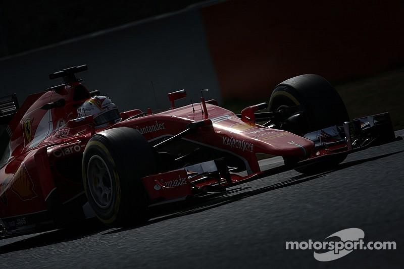 Ferrari vai para Mônaco com as atualizações funcionando