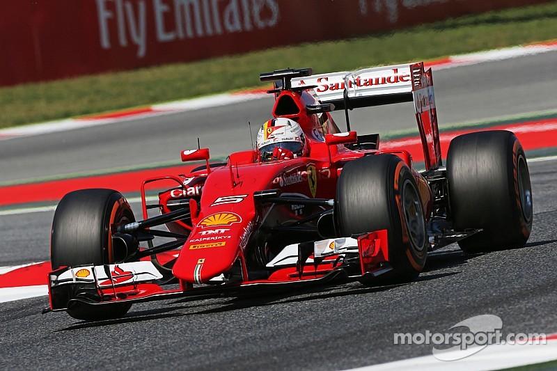 Ferrari - Arrivabene s'inquiète des soucis de motricité