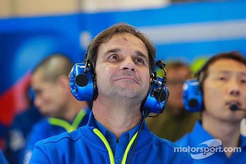 Interview - L'équipe Suzuki vise le top 8, sans pression du constructeur