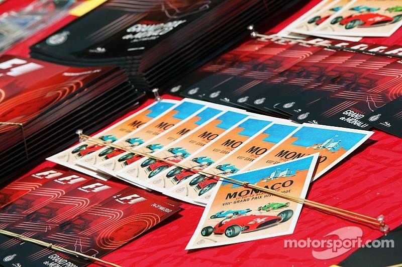 Гран При Монако: расписание