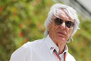 Ecclestone ve los motores híbridos como un lastre para la F1