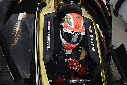 Хинчклифф поблагодарил бригаду спасателей IndyCar
