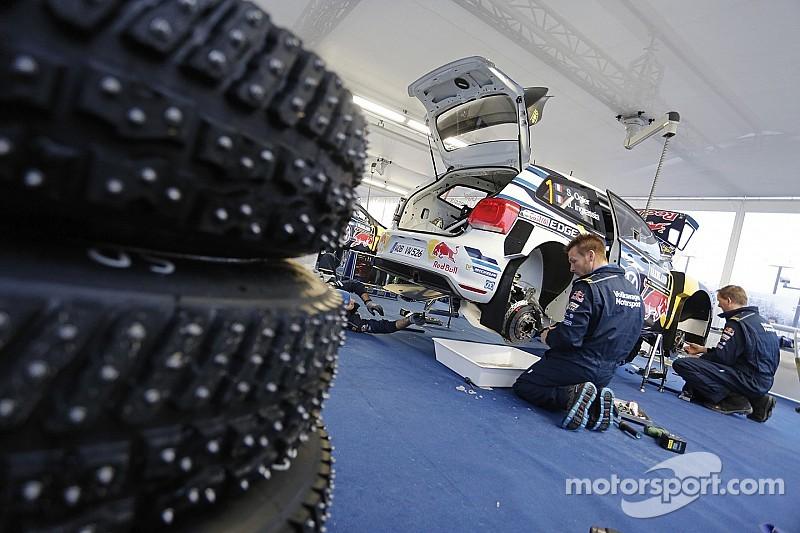 """Interview Pascal Couasnon - """"Michelin continue d'apprendre et d'expérimenter en WRC"""""""