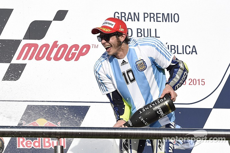 En Yamaha dicen que Rossi dudó de poder volver a ganar