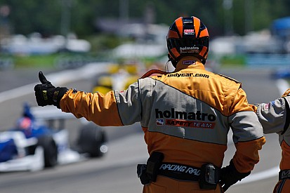 How IndyCar's Holmatro Safety Team works