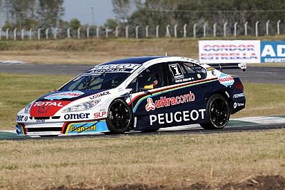 STC2000: Girolami, cuarto, fue el mejor del Team Peugeot Total en Oberá