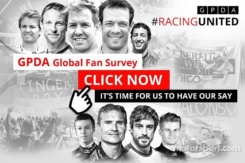 GPDA and Motorsport.com Launch Global Fan Survey