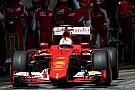 Vettel confía en que Ferrari estará más cerca