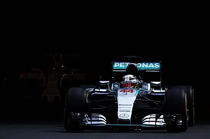 Monaco GP: Hamilton tops rain-hit second practice
