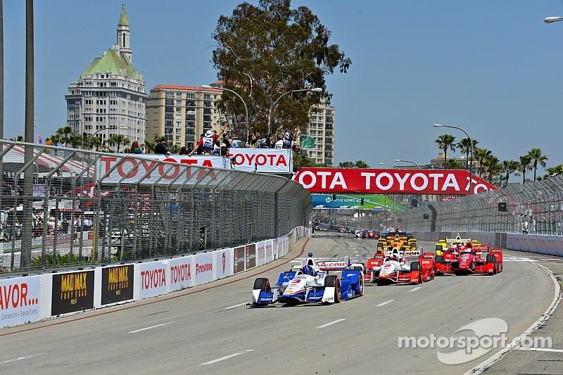La IndyCar volverá a las calles de Boston el año próximo