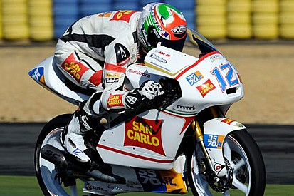 Inizio promettente per Matteo Ferrari a Le Mans