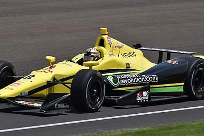 Indy 500: Karam comanda nell'ultima mini sessione