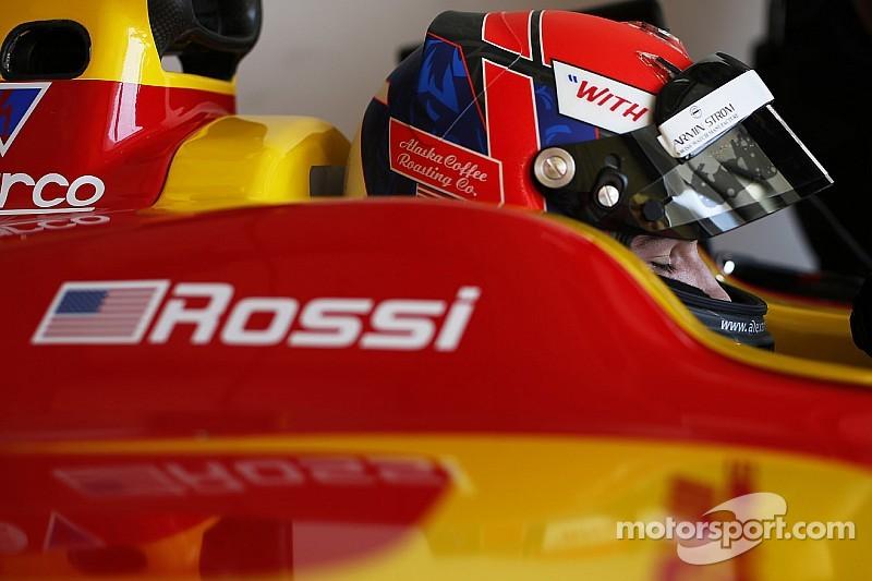 Pole position magistrale de Rossi à Monaco