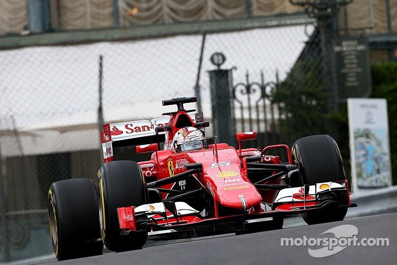 Vettel ne sait pas où il se situe par rapport aux Mercedes