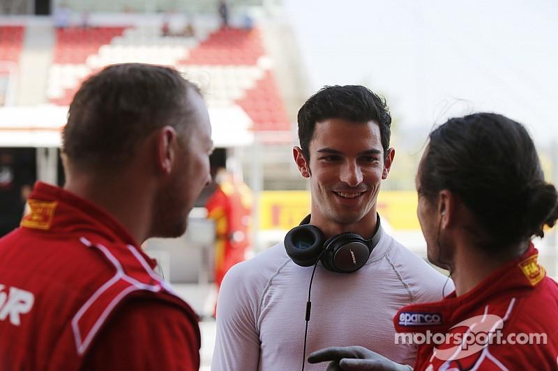 Alexander Rossi vai largar na pole position em Mônaco pela GP2