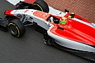 Merhi unfazed by Thursday practice crash