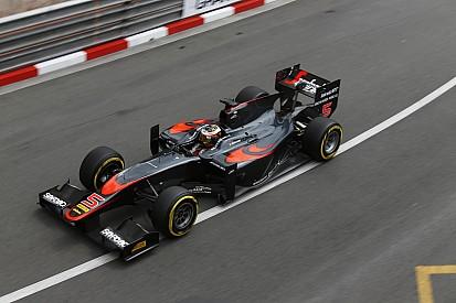 Вандорн выиграл первую гонку