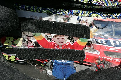 Behind the livery: Townsend Bell has always 'admired' Jeff Gordon