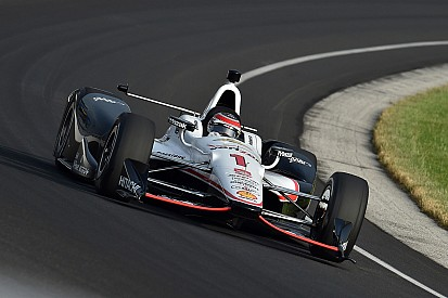 Will Power logra 229mph en el Carb Day