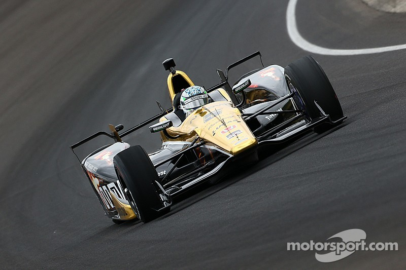 99th Indianapolis 500 – Starting lineup updated