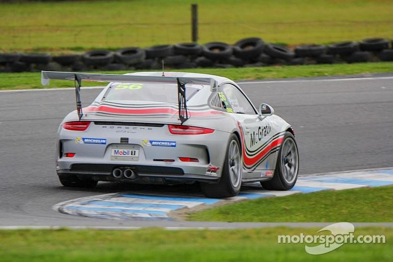 Percat/Smollen win thrilling Porsche Pro-Am