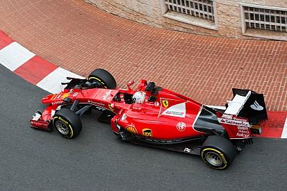 Monaco Grand Prix FP3 results: Sebastian Vettel leads busy Saturday session