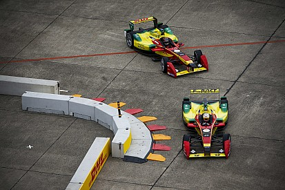 Di Grassi quickest in second Berlin practice