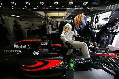 Алонсо и Эрикссон получили новые компоненты мотора