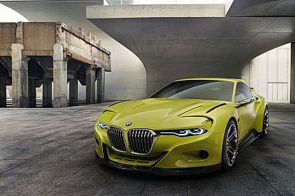 Photos - BMW rend hommage à la 3.0 CSL
