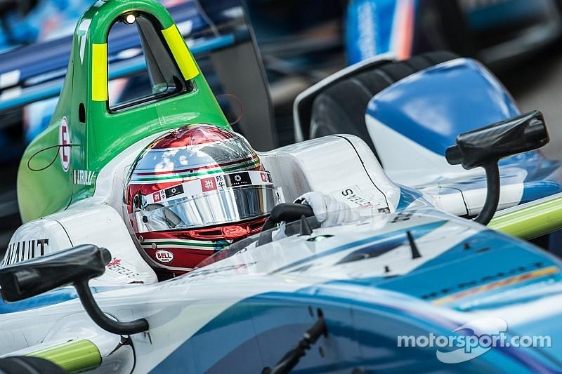 Trulli sorprende con la pole para el ePrix de Berlín