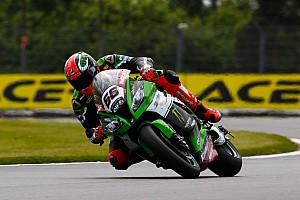 World Superbike Qualifying report Sykes secures Donington Superpole for third time