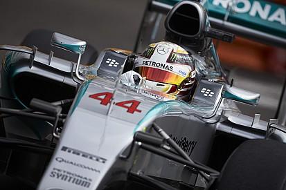 Гран При Монако: стартовая решётка