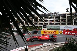 F1 Reporte de calificación Räikkönen no está satisfecho con la clasificación