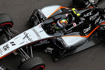 Perez says he is driving at his best