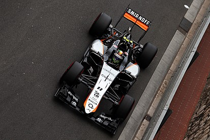 Monaco GP: Sahara Force India has the team's best starting position of the year so far