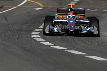 Monaco FR3.5: Jaafar dominates crash-strewn race