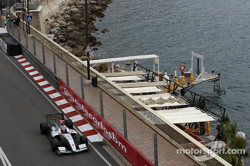 Джафар выиграл гонку в Монако