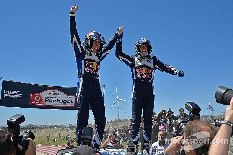 Latvala secures first win of season in Portugal
