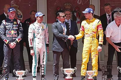 FR 3.5: Jaafar ganó en una accidentada carrera en Mónaco