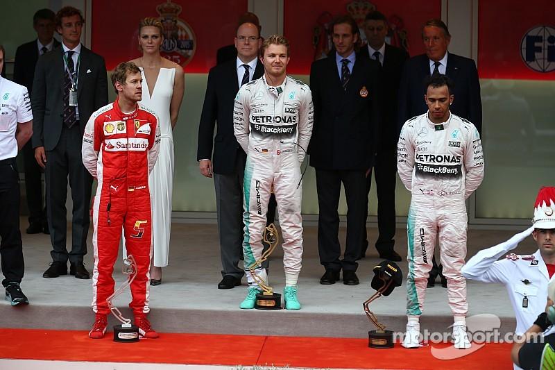 Rosberg se integra a un exclusivo club