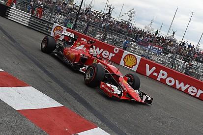 Sebastian Vettel logra la segunda posición