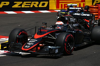 McLaren-Honda scored its first points of the season at Monaco today.