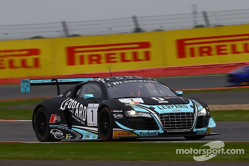 Two podium finishes for the Belgian Audi Club Team WRT at Silverstone reinforce leadership