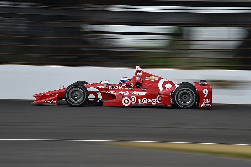 Trop de sousvirage pour Scott Dixon à l'Indy 500