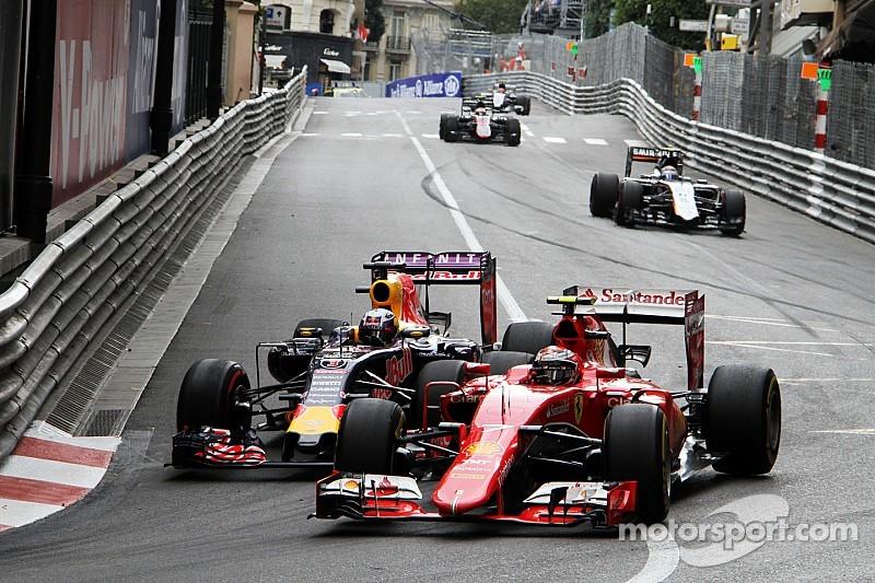 Ricciardo et Räikkönen en désaccord après Monaco
