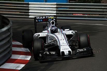 Williams était hors-sujet à Monaco
