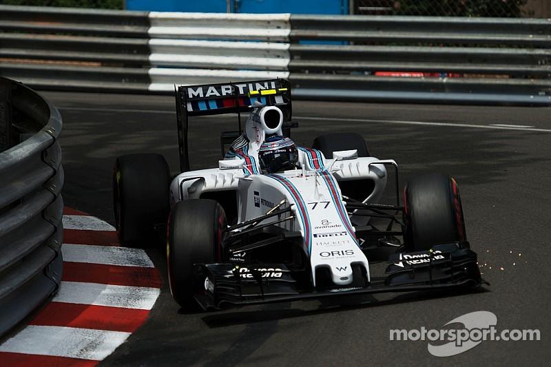 Williams dejó Mónaco con mal sabor de boca