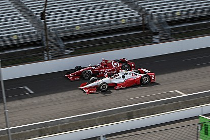 "Montoya: After Dixon passed me, ""I thought we were screwed"""