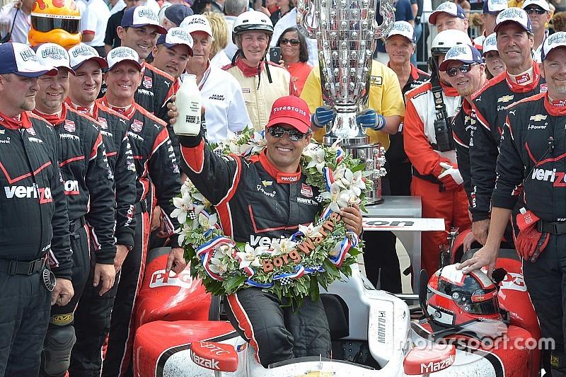 Монтойя: Вторая победа в Indy 500 далась труднее